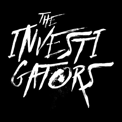 The Investigators Logo created by the gifted Simone Louis (https://www.simone-louis.com)